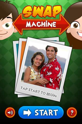 FaceBooth : Swap Machine.