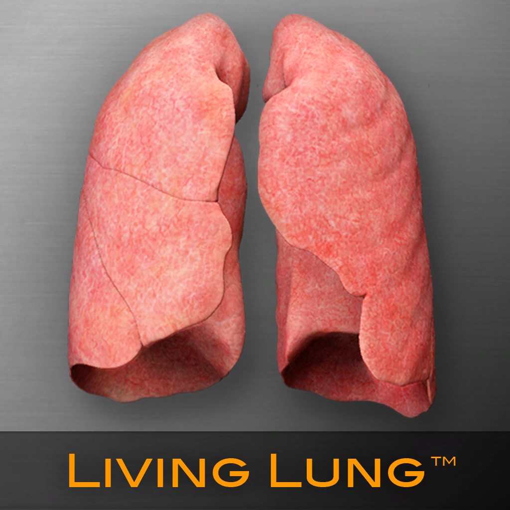 Mac App Store - Living Lung™ - Lung Viewer