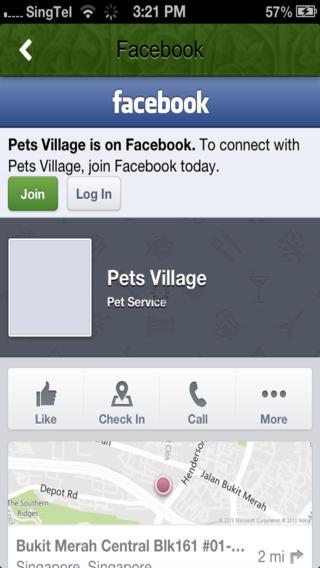 Pet Village.
