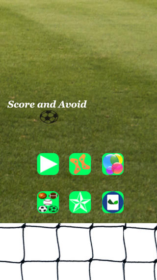 Score Points and Avoid Hitting Obstacles - Choose a Sport - Professional Version