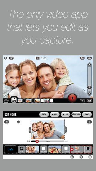 视频摄像机:Video Camera【拍摄专家】