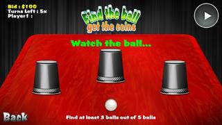 Screenshot 3 найти мяч получить монеты — прохладный мультиплеер бесплатная игра!