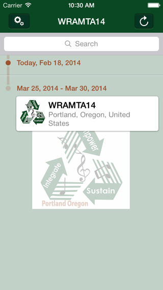 WRAMTA 2014 Conference