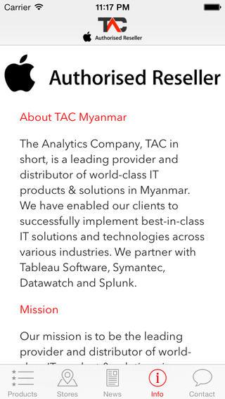 TAC - The Analytics Company
