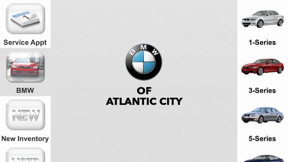BMW of Atlantic City Dealer App