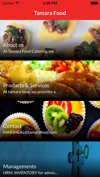 TAMARA FOOD