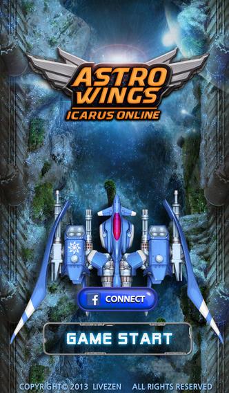 AstroWings: ICARUS Online