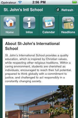 St. John's Intl School