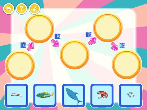 呆呆超人-动物食物链(幼儿科普知识)-黄金教育