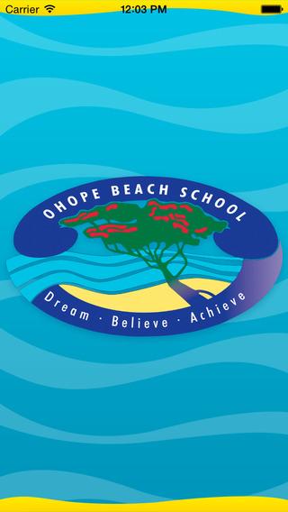 Ohope Beach School - Skoolbag