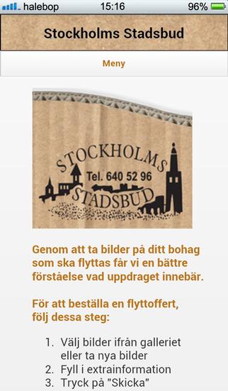 Stockholm Stadsbud