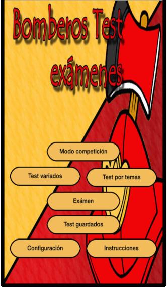 Bomberos Test Examenes