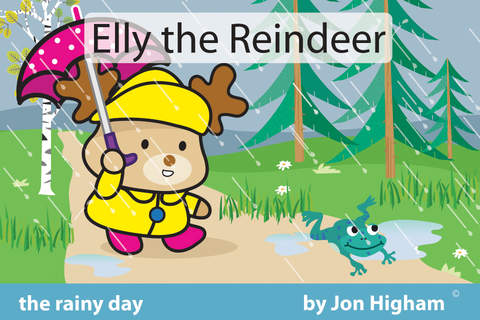 Elly Book 8 - rainy day