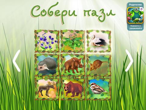 Лесной калейдоскоп от Indigo Kids