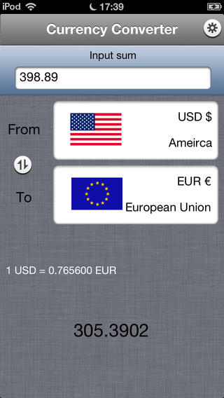 Amazing Currency Converter Free-Currency Exchange Calculator
