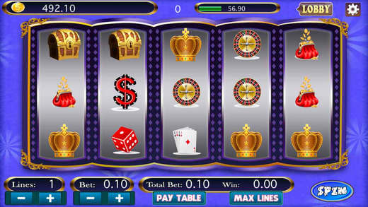 Mega Hit it Rich Slots-Free Casino Spins