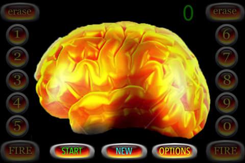 Brain Freeze - Math Game