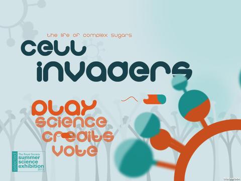 Cell Invader