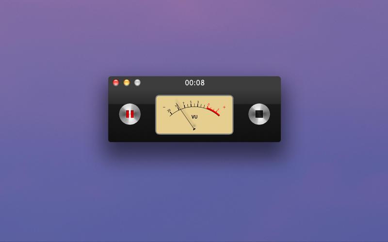 Voice Memos  Screenshot - 1