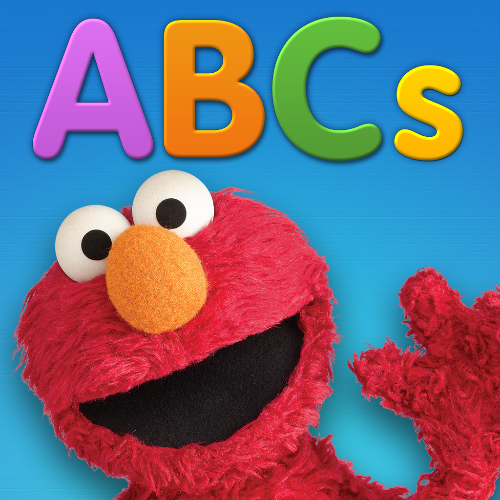 elmo loves abcs for ipad on the app store on itunes