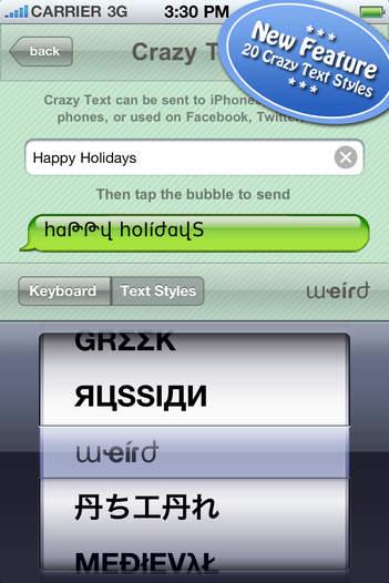 TextPics - iPhone Mobile Analytics and App Store Data