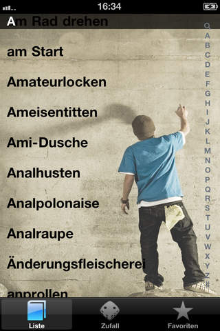Jugendsprache-Lexikon