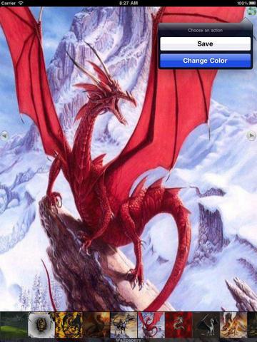 Dragons for iPad