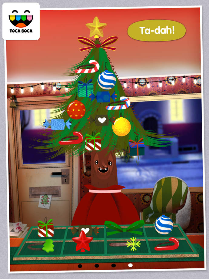 Toca Hair Salon - Christmas Gift - iPhone Mobile Analytics and App Store Data