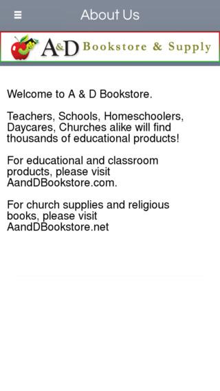 A & D Bookstore & Supply - Amarillo