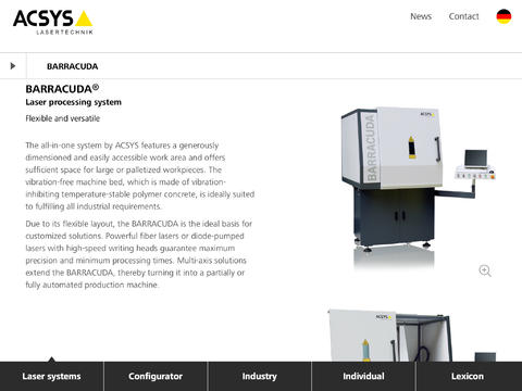 ACSYS Lasertechnik
