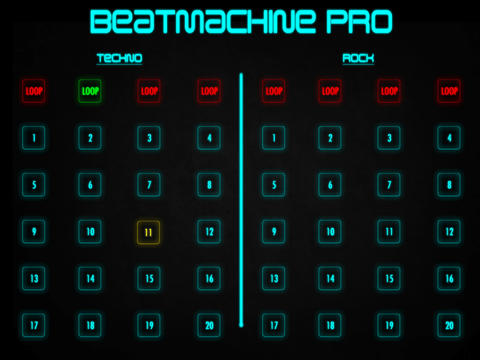 BeatMachine Pro iPad Screenshot 2