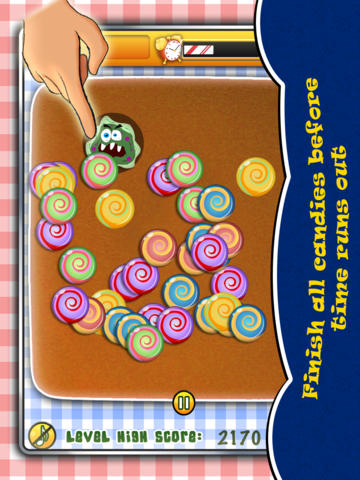 Candy Eater HD - The tale of a hungry germ