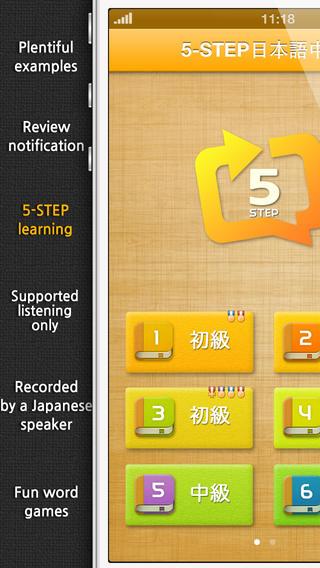 5-STEP Japanese Speaking - Intermediate Level Learning Japanese 日本語 中級 Learn Japanese Japan Japanese
