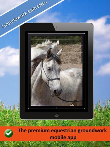 玩免費教育APP|下載Groundwork Exercises and Lessons: Improve your Horse Back Riding app不用錢|硬是要APP