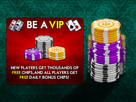 VIP Poker HD screenshot