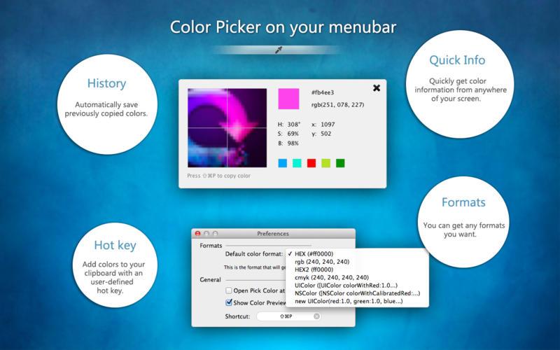 Pick Color Screenshot - 1