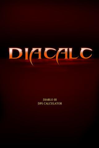 D3 DPS Calculator