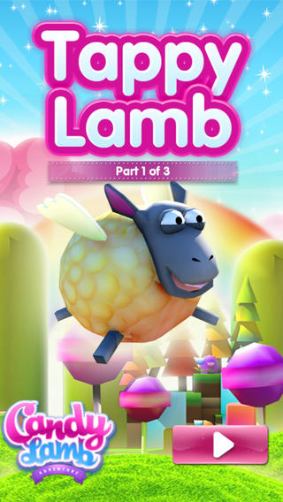 Candy Lamb Adventure: Part 1 of 3 - Tappy Lamb
