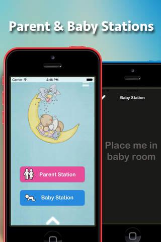 Baby Monitor Camera screenshot 4