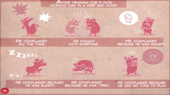 Horacio the Piglet Lite - Brainy Fables