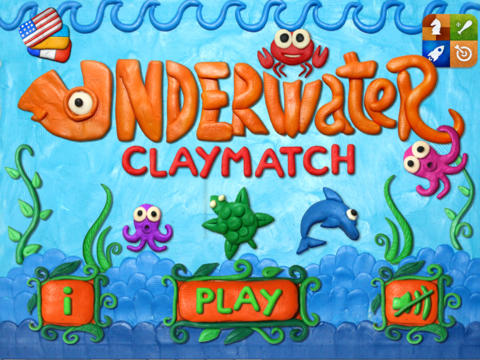 Underwater ClayMatch HD