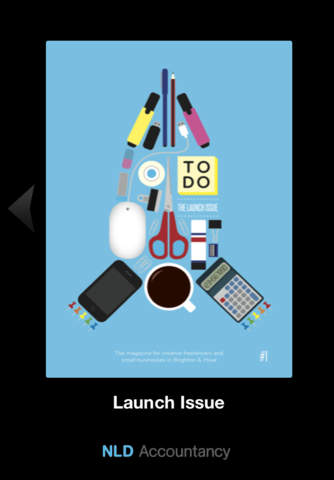 TODO : The magazine for creative freelancers and small business in Brighton Hove