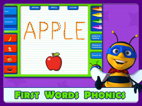 Abby Explorer Write Play - First Words