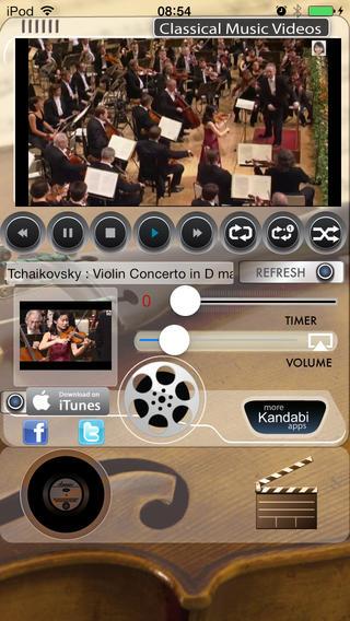 Classical Music Videos