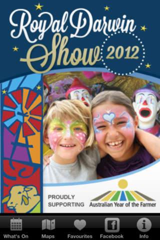 Darwin Show 2012
