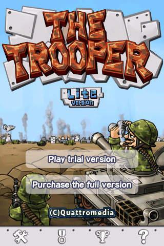 The Trooper Lite iPhone Screenshot 5