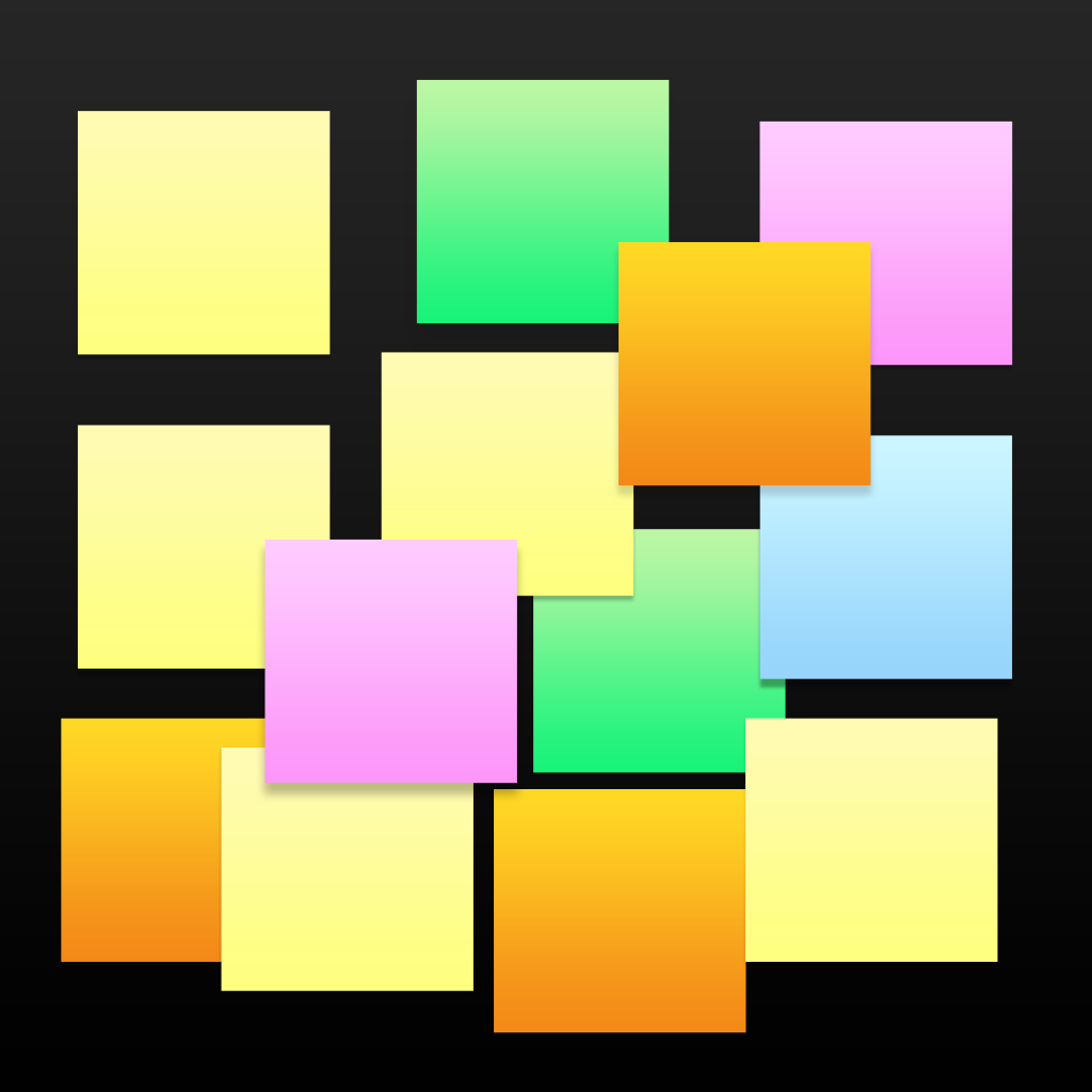 Sticky Notes for iPad and iPhone