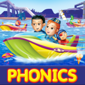 Phonics Racing Adventure for Mac icon