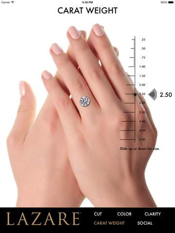 The Lazare Diamond 4C