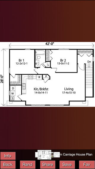 Carriage House Plans HD